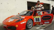 Armin Zoeggeler, Ferrari F430 Challenge