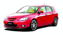 Mazda Axela Sport GIALLA