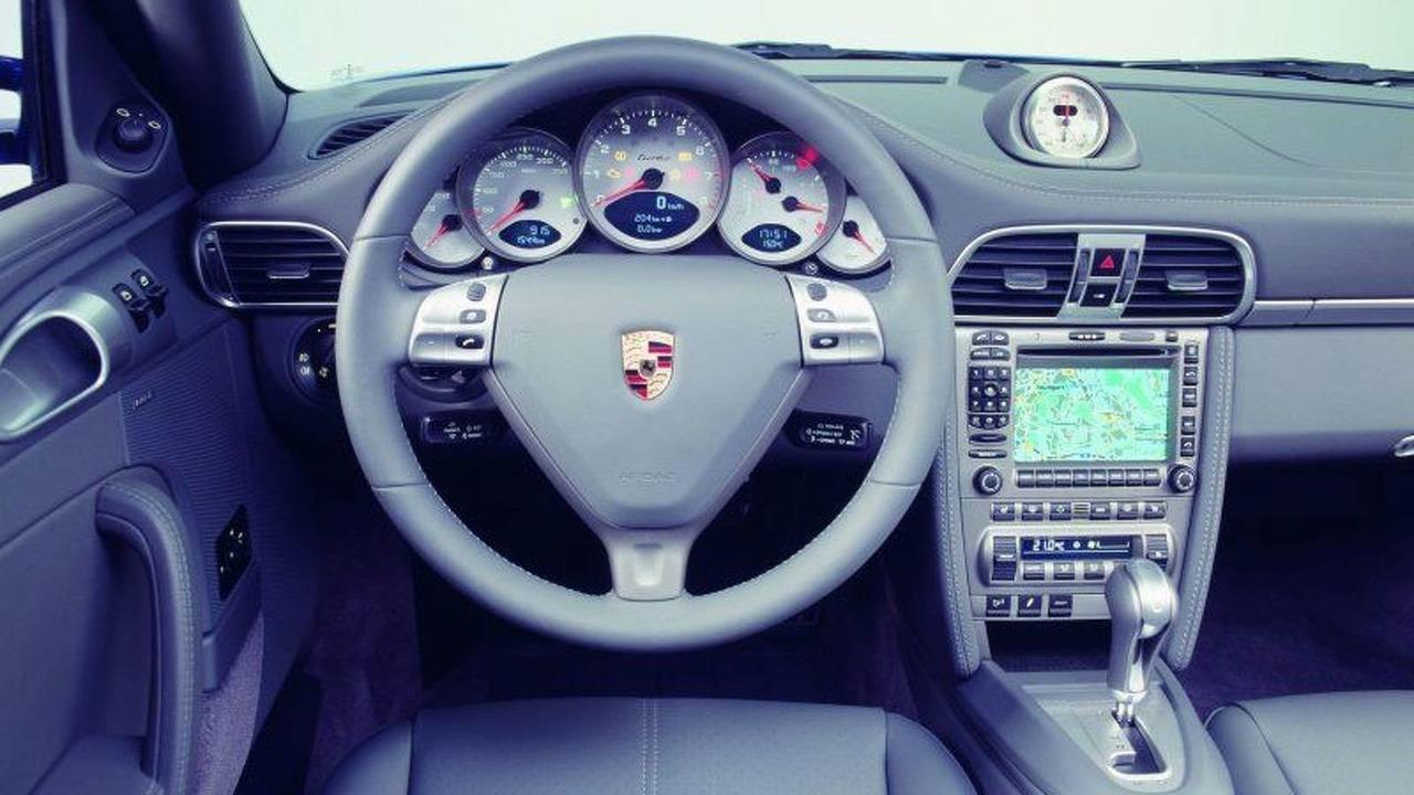 New Porsche 911 Turbo (997)