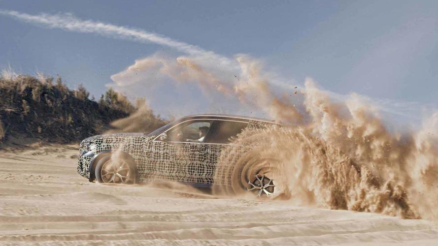 Yeni BMW X5'in zorlu testlerini gösteren kısa videoyu izleyin