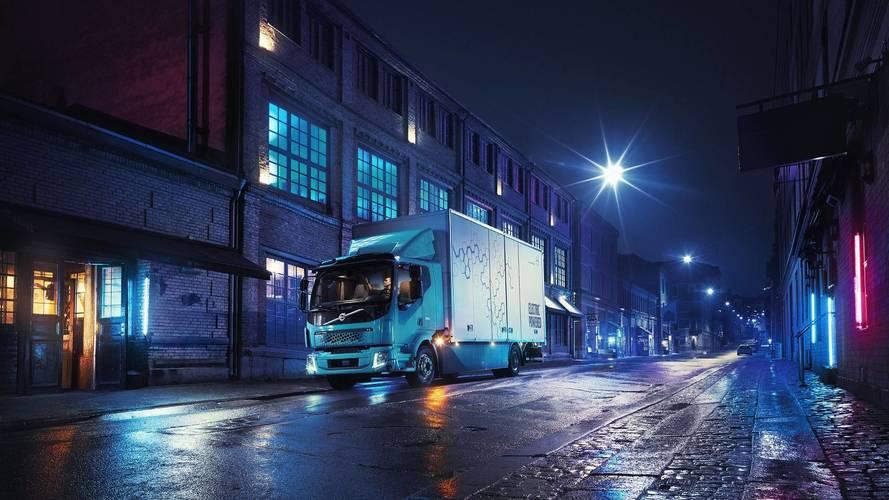 Volvo, ilk elektrikli kamyonu FL'yi tanıttı