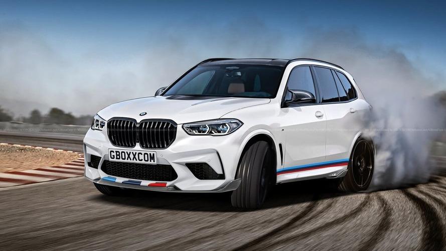 Le nouveau BMW X5 déjà imaginé en version M