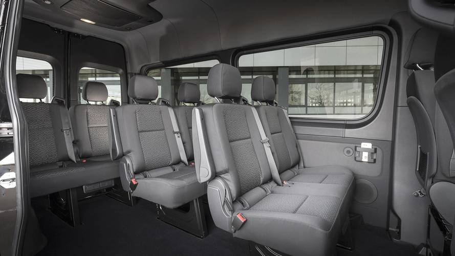 Yeni Sprinter 2018 >> 2019 Mercedes-Benz Sprinter First Drive: Delivering Updates All Around
