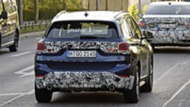 BMW X1, le foto spia del restyling