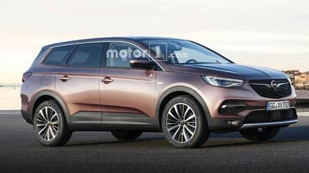 New Opel Adam X, Mokka X, And Monza X Digitally Imagined