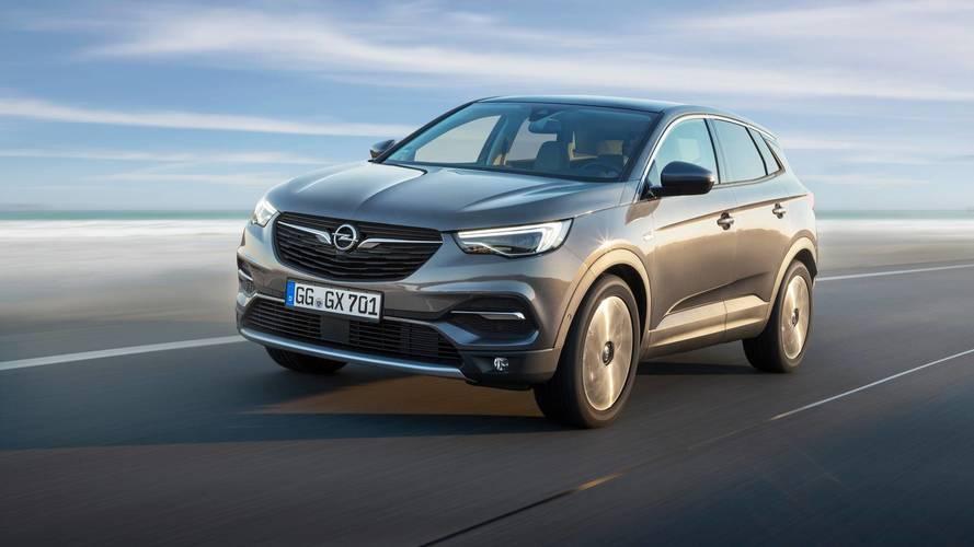 Opel Grandland X, turbo diesel 1.5 l 130 CV