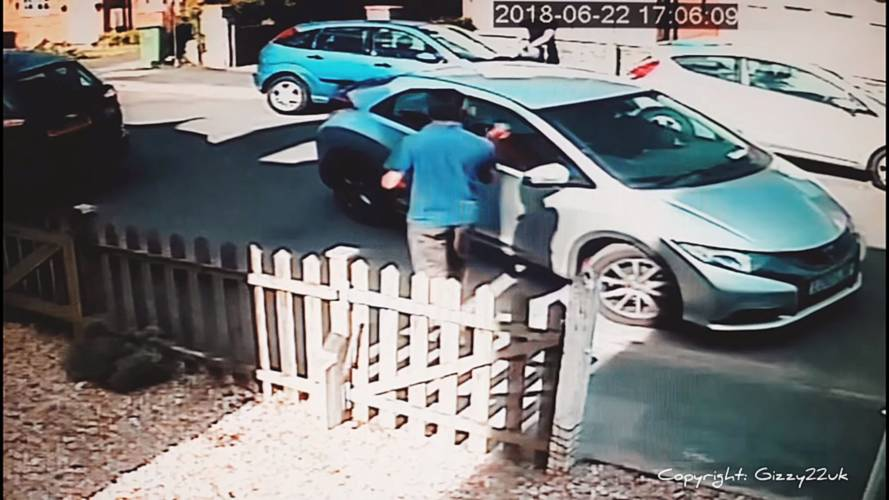 8 Minutes, 2 Drivers, 1 Car: Parallel Parking Is Not For Everyone