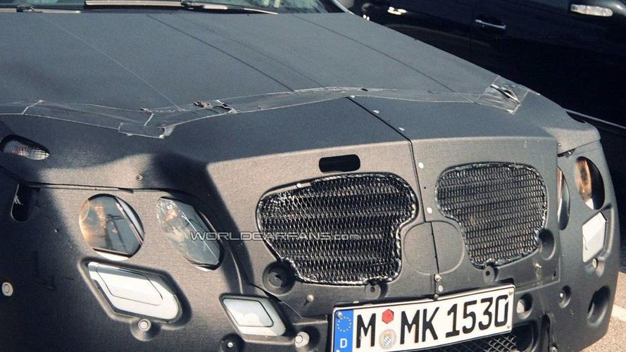 New Mercedes CLK and E-Class Interior Spied