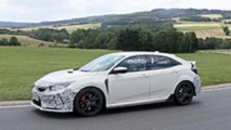 Honda Civic Type R Facelift Spied – But What Is It Hiding ...