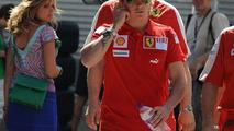 Kimi Raikkonen, European Grand Prix, Valencia, Spain 08/20/2009