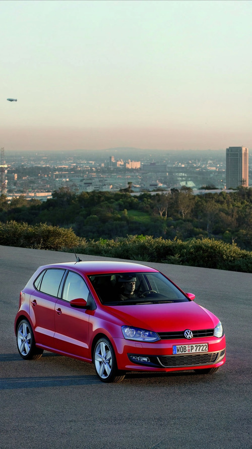Volkswagen Polo Mk V Officially Unveiled in Geneva