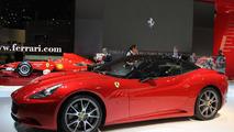 Paris Motor Show, Ferrari California 30.09.2010