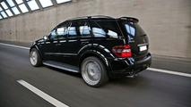 VÄTH Giant based on Mercedes ML 63 AMG