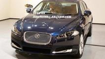 2012 Jaguar XF leaked - 7.4.2011
