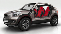 MINI Beachcomber Concept Revealed Ahead of Detroit Debut