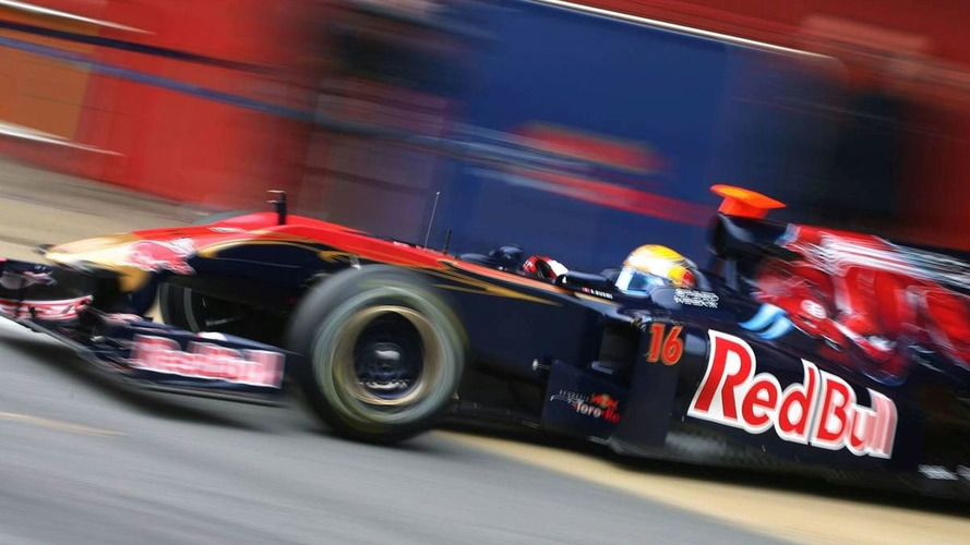 Toro Rosso test F-duct again for Singapore debut