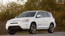 2012 Toyota RAV4 EV prototype