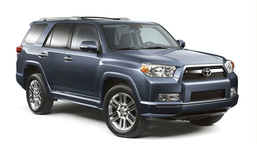 2010 Toyota 4Runner Photos Leaked