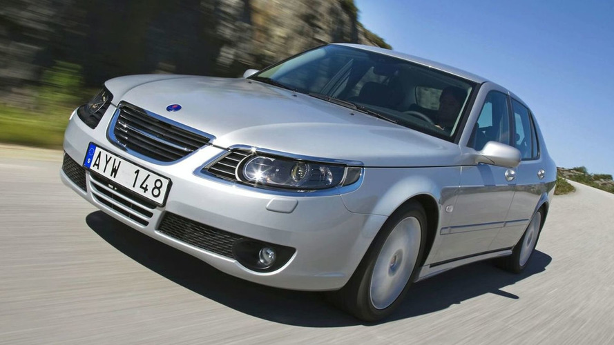 Chinese Automaker to buy outgoing Saab 9-5 Rights