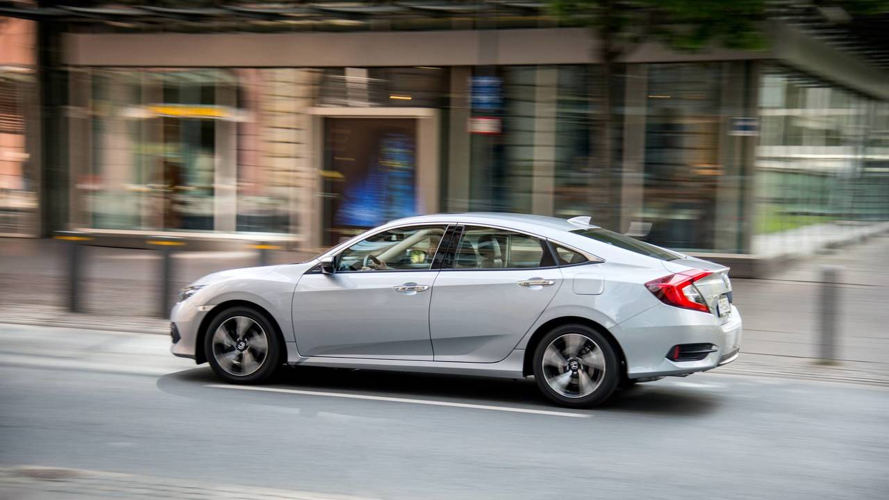 3- Honda Civic Sedan