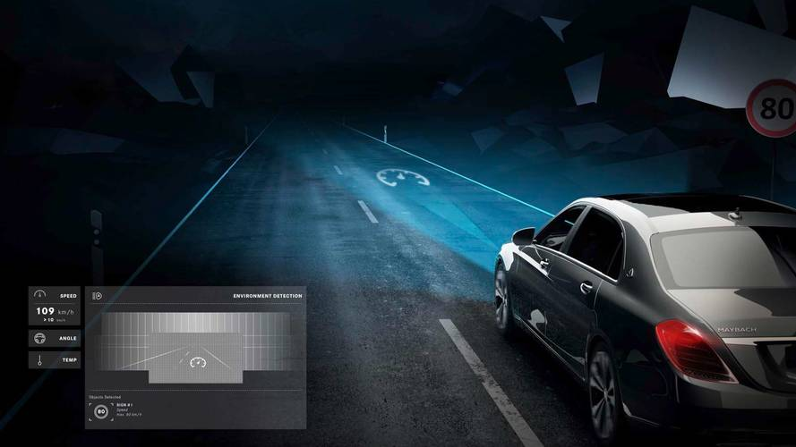 Mercedes-Maybach Digital Light is not only safer but cool as well