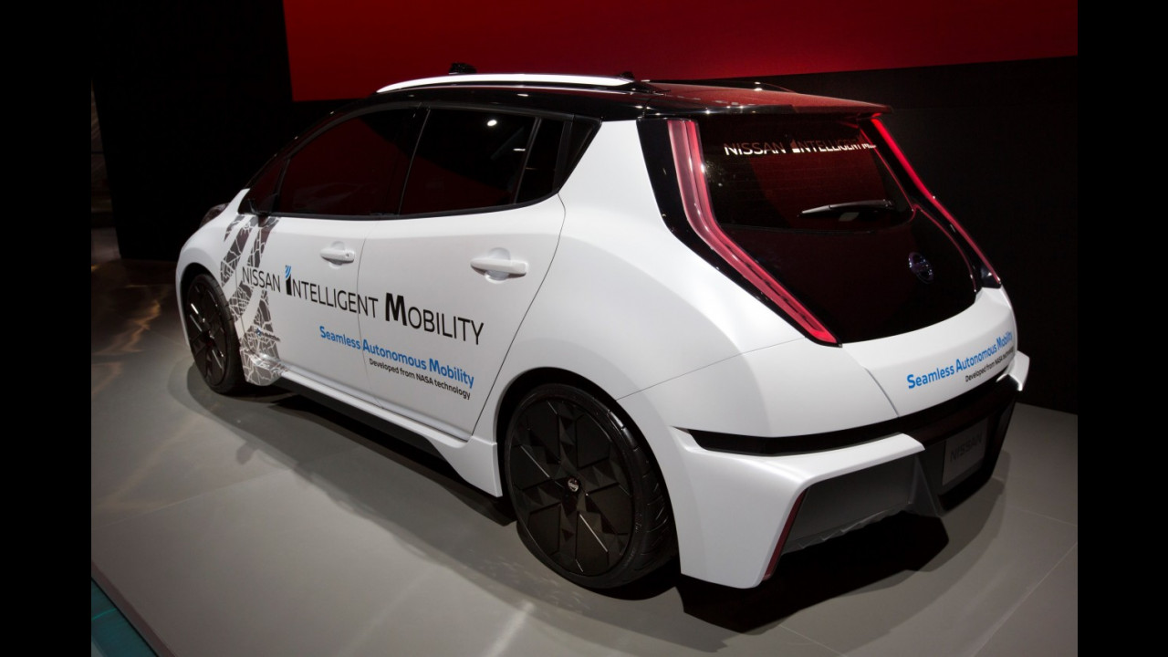 Nissan al CES di Las Vegas 2017