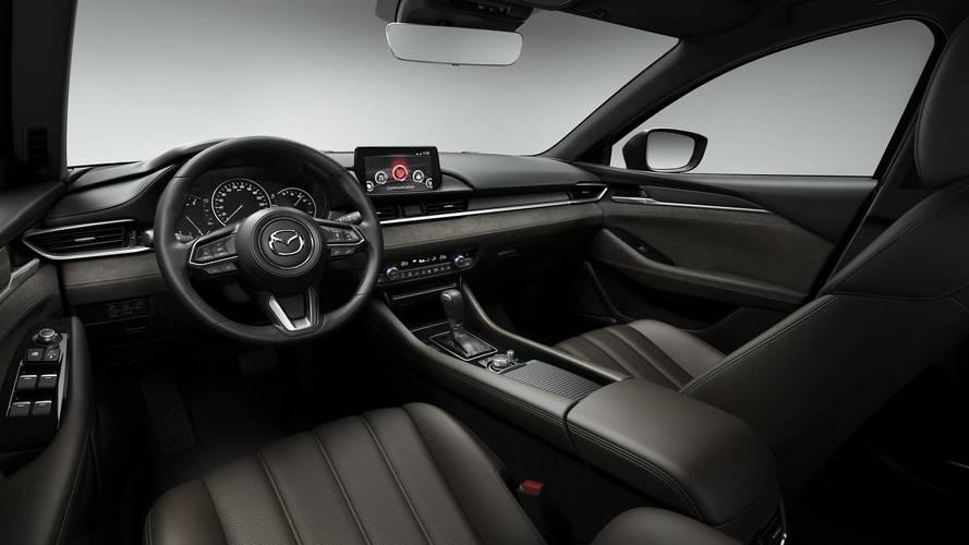 2018 Mazda6 Wagon (Euro Spec)
