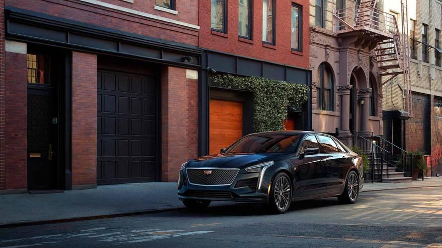 2018 Cadillac CT6 V-Sport'a yeni bir motor seçeneği eklendi