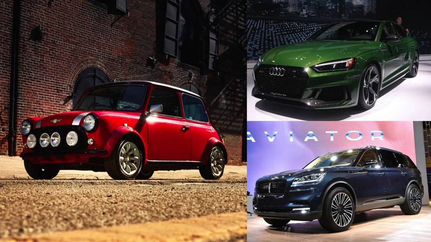 The Absolute Best Cars At The 2018 New York Auto Show