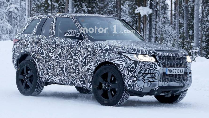Sevimli Land Rover prototipi aslında yeni Defender