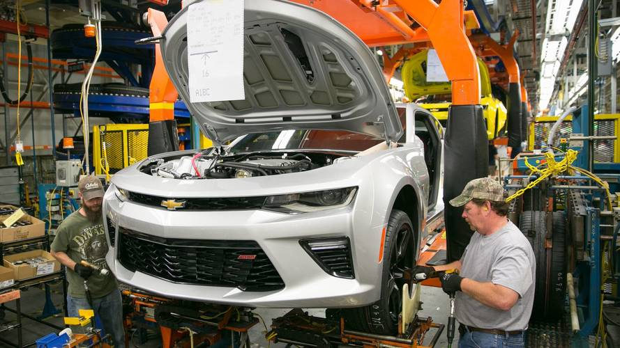 GM Workers Getting $12K Bonus Checks