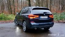 Essai BMW X3