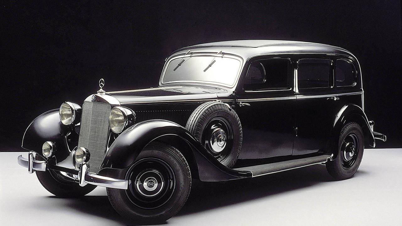 Mercedes 260 D (1936): erster Serien-Diesel-Pkw