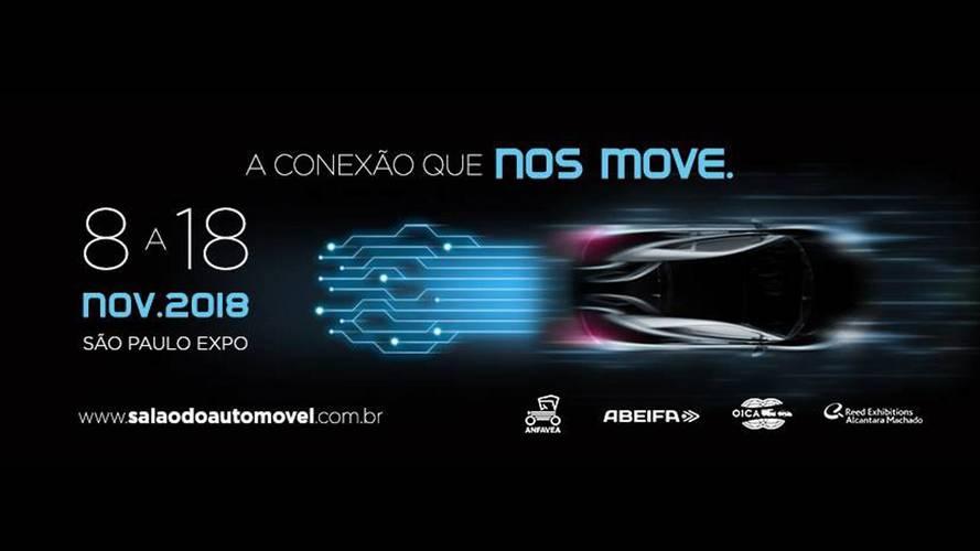 Salão do Automóvel 2018: ingressos custam entre R$ 21 e R$ 180