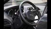 Drive in Italy | Gran Sasso, Jaguar F-Pace 011