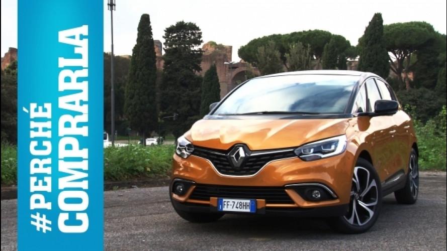 Renault Scenic, perché comprarla… e perché no [VIDEO]
