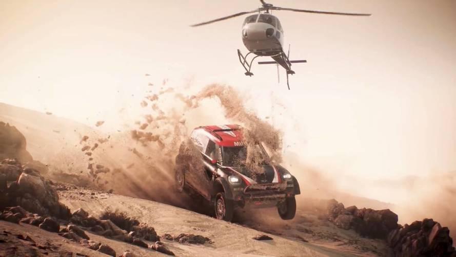 El videojuego oficial del Dakar 2018 contará con todas las etapas