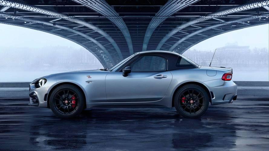 Fiat, Cenevre için karbon fiber tavanlı Abarth 124 GT'yi duyurdu