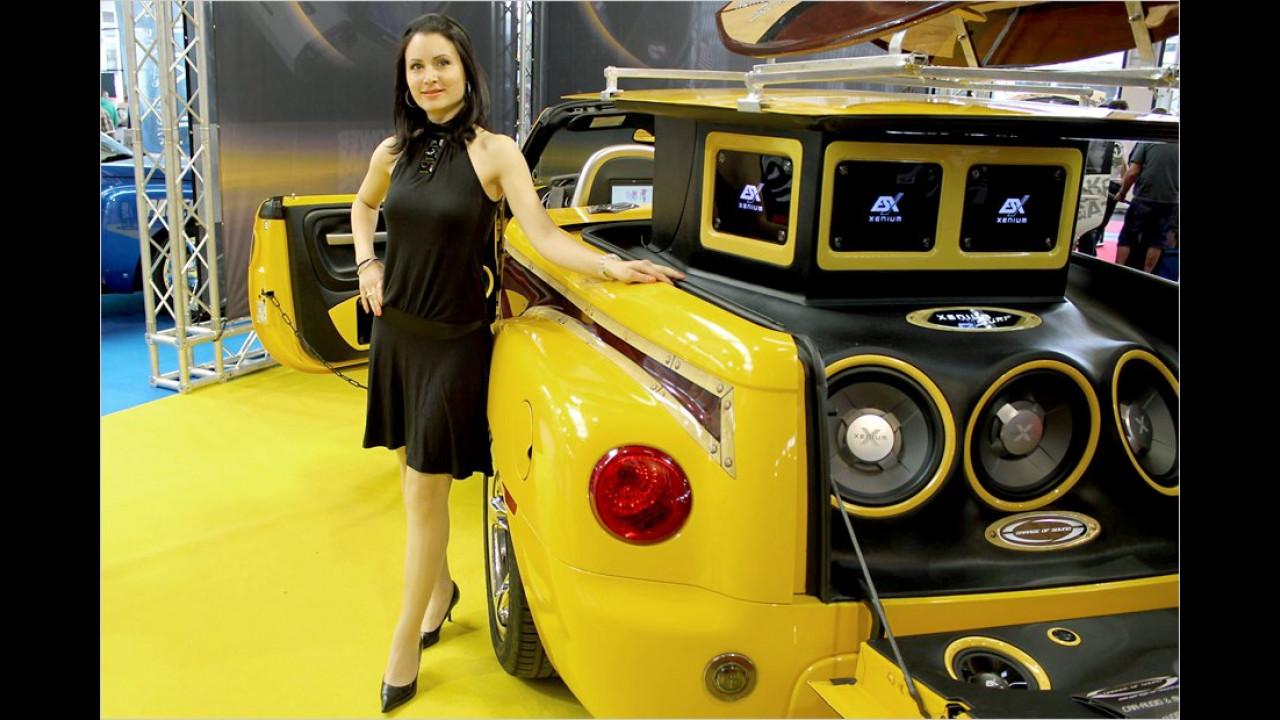 ,Darf ich vorstellen: Meine neue Soundanlage – mit ein bisschen Auto drumrum