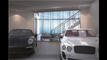 Luxus-Wohnung für Autofans