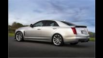 Der gewaltige Cadillac CTS-V im Test