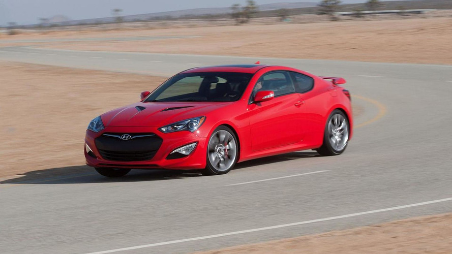 Hyundai Genesis Coupe could be killed off - report