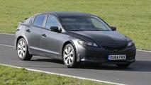 Next generation Honda Civic spy photo