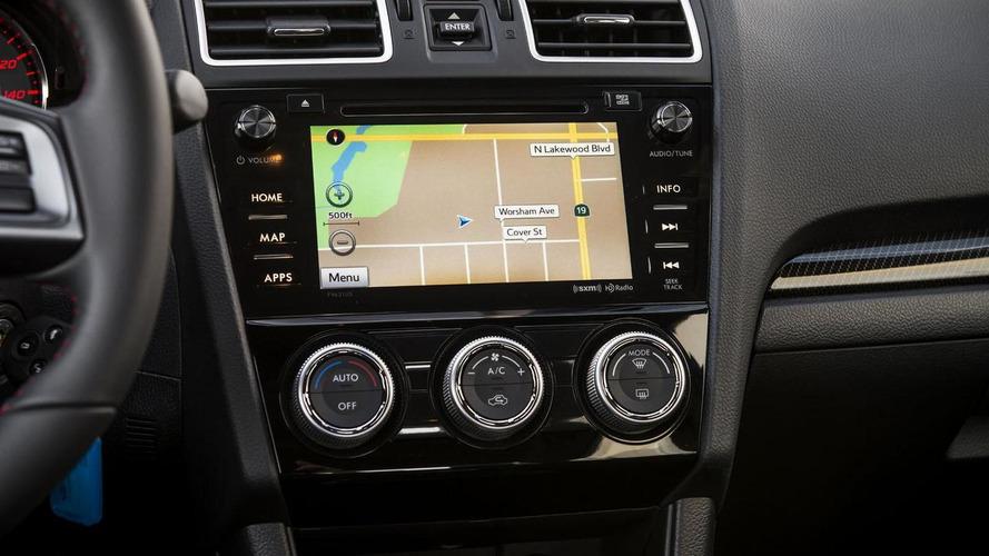 2016 Subaru WRX & WRX STI unveiled