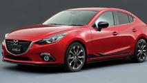 Tuned Mazda3 Sedan for Tokyo Auto Salon