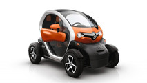 Renault Twizy now available for the 14-year-olds
