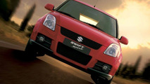 Suzuki Swift Sport: In Detail