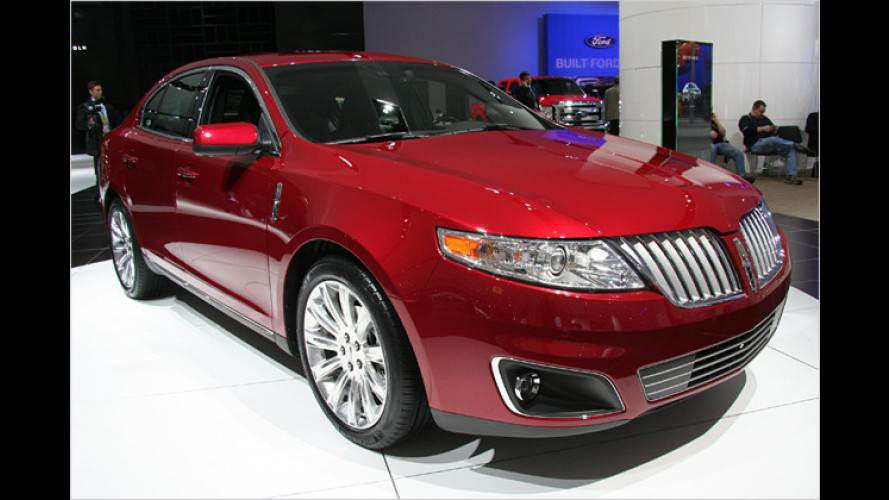 Lincoln MKS: Neues vom Cadillac-Gegner