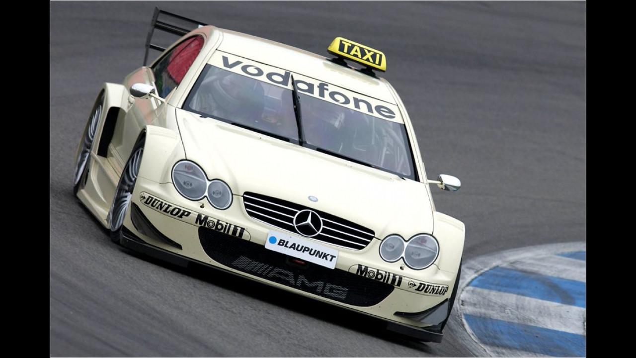 Mercedes CLK DTM-Taxi