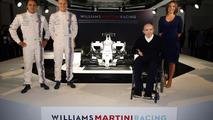 Williams Martini Racing Launch